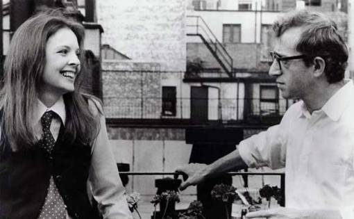 """""""Annie Hall""""  set forth a huge menswear trend. Diane Keaton's clothing was her own!"""