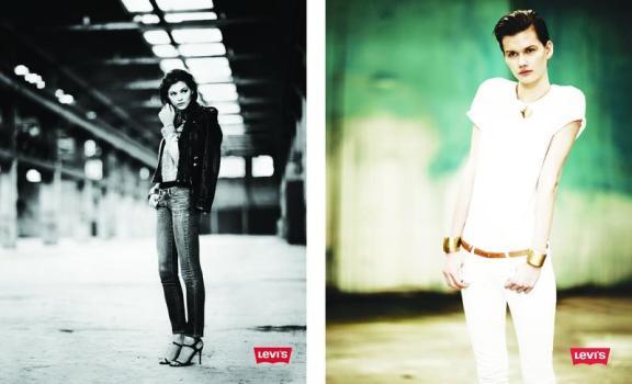 Levi's (Advertisement) S/S 2011.