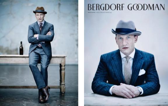 Bergdorf Goodman Men (Advertising) F/W 2011.
