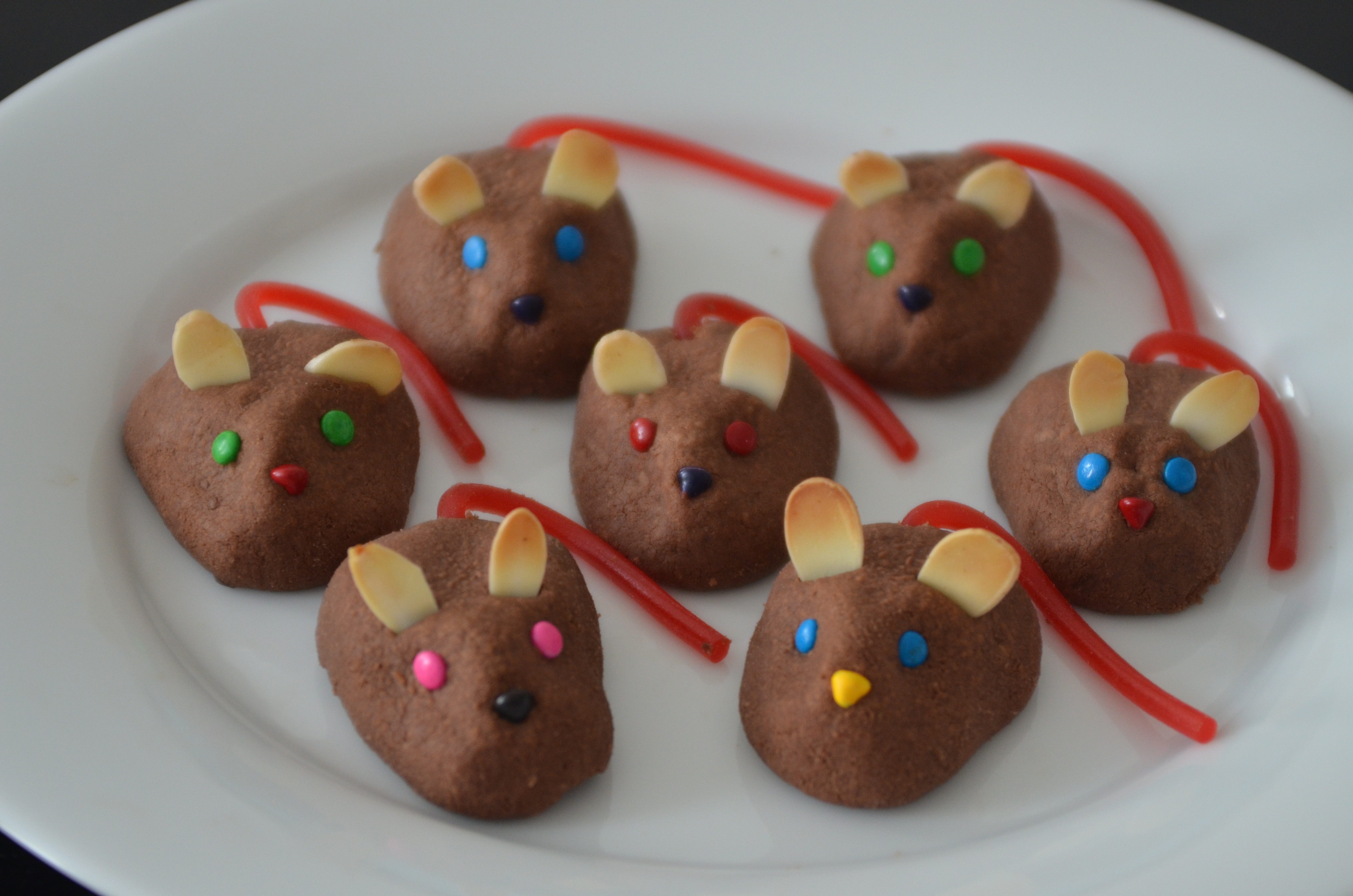 Chocolate Mice Cookies | Holdsworth & Walter
