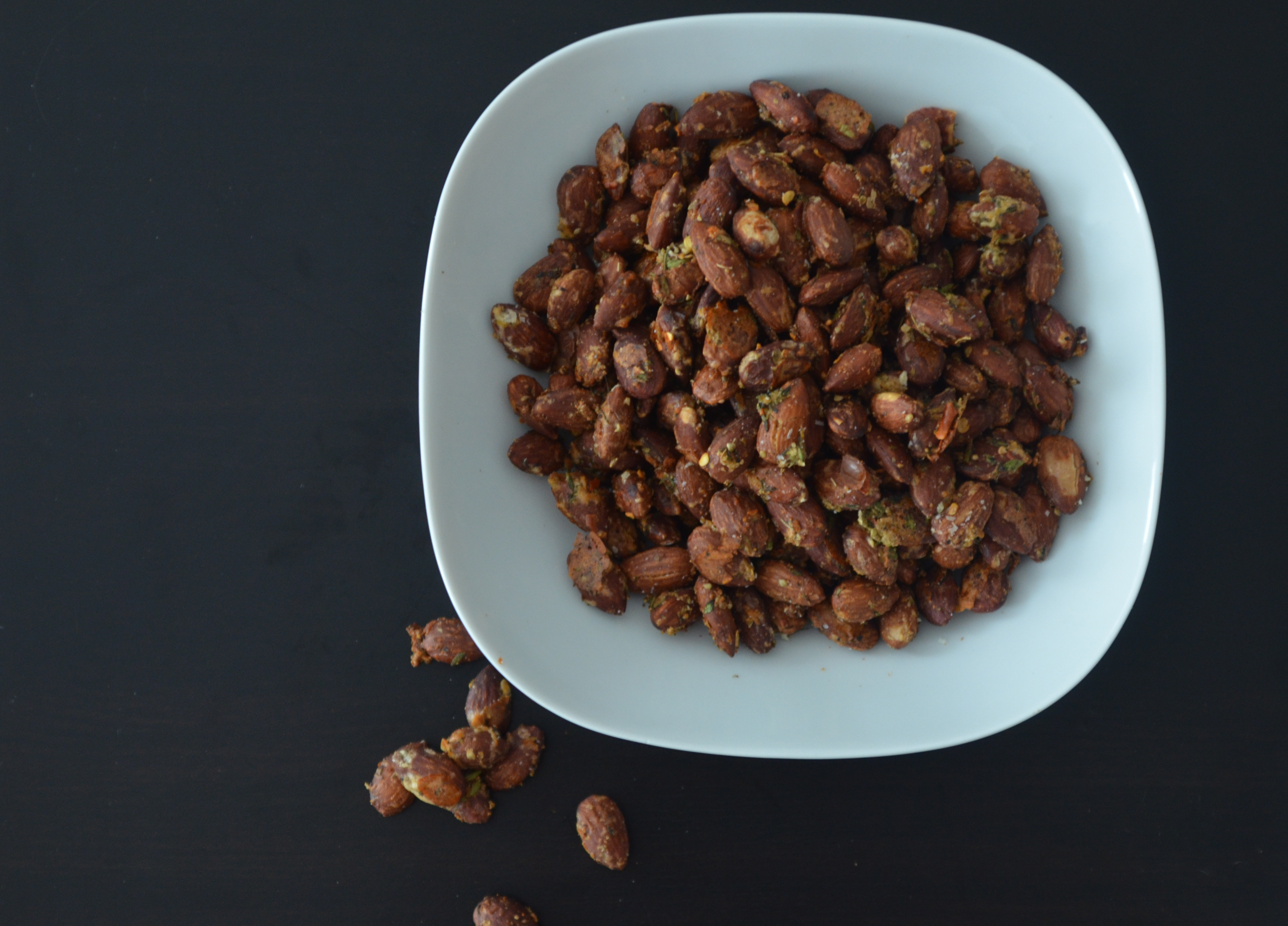 Savory Roasted Almonds Recipes — Dishmaps